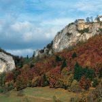 Schloss Bronnen über dem Oberen Donautal (Foto: Thomas Pfündel/Eva Walter)