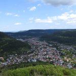 Blick vom Gießstein (Foto: Katharina Knaup)