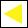 Wegzeichen gelbes Dreieck (links)
