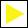 Wegzeichen gelbes Dreieck (rechts)
