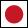Wegzeichen roter Kreis