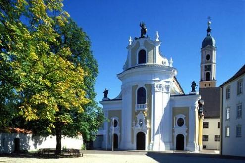 Klosterkirche Ochsenhausen