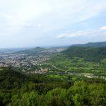 Aussicht vom Schönbergturm (Foto: Katharina Knaup)