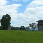 Rekonstruktion eines römischen Wachtturms beim Kloster Lorch (Foto: Jürgen Dieterich)