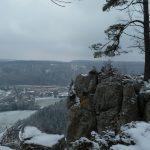 Altstadtfelsen, Foto: Dr. Eva Walter