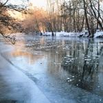 Rems im Winter